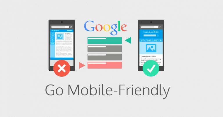 Google sanciona sitios sin diseño responsivo
