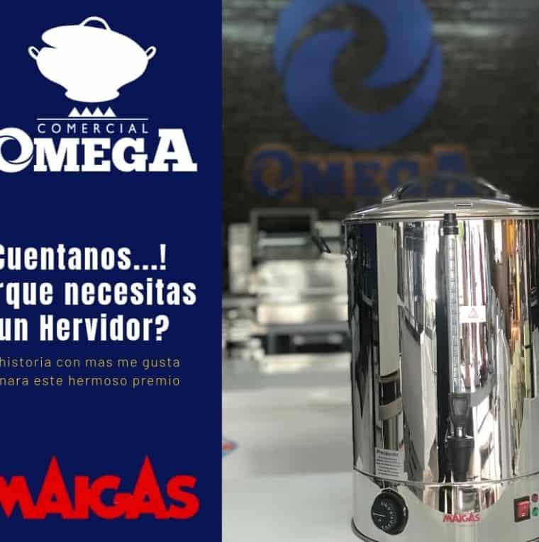 Omega antes y después de Ingenium
